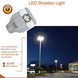 LED Street Lights IP65 Waterproof Road Lamp Outdoor Street Flood Light Wall Light Industrial Lamp for Warehouse Parking Lot Park Yard on Sale