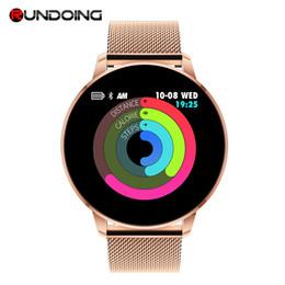 Q8 Smart Watch Australia - Q8 Geavanceerde 1.3 inch kleurenscherm fitness tracker smart watch hartslagmeter smartwatch mannen mode