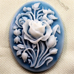 Sugar Cookies Cutter Australia - Rose Flower Silicone Baking Forms Fondant 1Pcs 3D Cake Chocolate Sugar Craft Mold DIY Bakeware Decoration Cookie Moulds