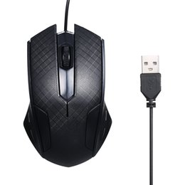 Windows Usb Mouse Australia - Arealer 1600 dpi Mouse 3-Button USB Optical Wired Gaming Mouse with 1.1M Cord Mice Compatible for Windows 7 8 10 XP MacOS