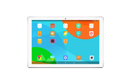 inches teclast tablet Canada - Original Teclast P10 Octa Core Tablet PC 10.1 Inch 1920x1200 IPS Screen Rockchip RK3368 64 Bit 2GB 32GB Android 7.0 Dual WiFi