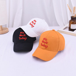 ff25ede5a45 Baby hats cute Letter child Korean baseball caps Spring new summer Baby boy  girl sun Hats beanies Accessories