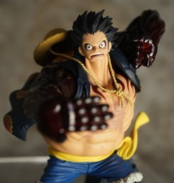 Gears For Sale Australia - Hot Sale 17cm One piece Gear fourth Monkey D Luffy Anime Collectible Action Figure PVC toys for christmas gift with box
