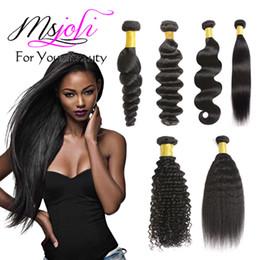 $enCountryForm.capitalKeyWord Australia - Wholesale 8a Brazilian Virgin Hair Deep Wave Unprocessed Brazilian Deep Curly Wave Human Hair Extensions Deep wave Hair bundles
