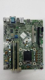 Intel H61 Motherboard NZ - 628930-001 628655-001 Desktop motherboard mainboard For HP RP5800 POS system board H61 100% tested