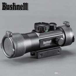 $enCountryForm.capitalKeyWord Australia - BUSHNELL 3x42 11 20mm Rail Mounts Tactical Riflescope Sight Scope Hunting Holographic Red Dot Optical Telescopic For Air Rifle