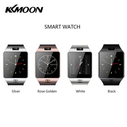 $enCountryForm.capitalKeyWord Australia - Smart Watch 2G MTK6261 CPU 1.54in LCD Touch Screen Camera BT 3.0 Fitness Tracker Support Nano SIM Pedometer Sleep Monitoring