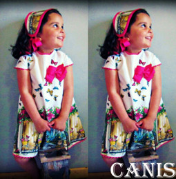 $enCountryForm.capitalKeyWord UK - Summer Toddler Kids Girls Oil Painting Butterfly Cute Loose Dress Sundress Baby Girl Floral Princess Vestidos Dresses Clothes