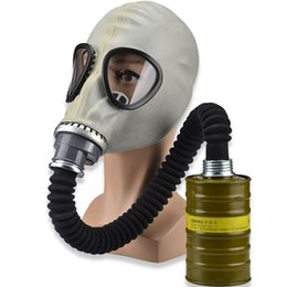 Back To Search Resultsnovelty & Special Use Smart Black Gothic Rock Military Anti-fog Haze Steampunk Gas Mask Respirator Filter Halloween Party Masks Anime Cosplay Accessories
