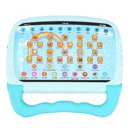 $enCountryForm.capitalKeyWord Australia - Children's early education machine story learning machine rechargeable eye protection baby touch screen