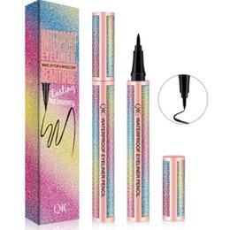 4D Stern Eyeliner Flüssigkeitsleitung Pen Fast Dry wasserdichte Eyeliner Wimpern verlängern Makeup Kits Mädchen-Bleistift-Werkzeuge GGA2224 im Angebot