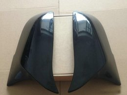 bmw caps Australia - F20 F30 Black Glossy Side View Mirror Cover caps shell fit BMW 1 2 3 4 series X1 E84 F32 F35( like M3 M4 style) replacement