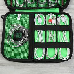 $enCountryForm.capitalKeyWord Australia - Earphone Cord Storage Bag For Power Line Organizer USB Flash Disk Case Digital Accessories Finishing Bag