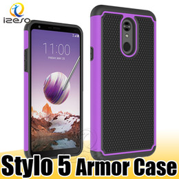 GooGle play phones online shopping - For LG Stylo V50 ThinQ MOTO E6 Z4 Play G7 Power Coolpad Legacy Google XL Hybrid Rugged Armor Shockproof Phone Case izeso