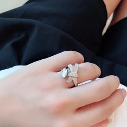 $enCountryForm.capitalKeyWord Australia - 2019 Latest model women's ring fashion charming Full diamond bow drop drill ring