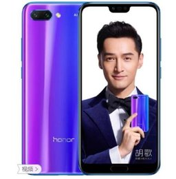 "$enCountryForm.capitalKeyWord Australia - Smartphone Huawei Honor 10 4GB 128GB NFC Mobile phone Curved Glass Android 8.1 OctaCore 5.8"" Screen 2280x1080pix Camera 3400mAh"