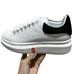 Discount summer comfort shoes - Casual Shoes Lace Up Designer Comfort Pretty Women Casual Sneakers Casual Leather Shoes Men Womens Sneakers Durable Chau