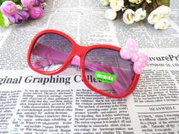 Kid Sunglasses Sale Australia - New Hot Sale High Quality Kids UV Sunglasses Cat Eye Sunglasses Brand Designer Retro Cute For Children 1330 24pcs Lot Free Shipping