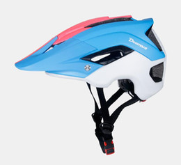 Chinese  Cycling Helmet Women Men Bicycle Helmet MTB Bike Mountain Road Cycling Safety Cap Outdoor Sports Lightweight Big Visor OFF-ROAD Helmet DEE05 manufacturers