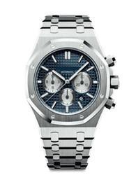 $enCountryForm.capitalKeyWord Australia - Mens Watch Luxury Watches For Man High Quality Automatic VK Quartz Movement Watches All-steel Sports 30m Waterproof Wristwatch