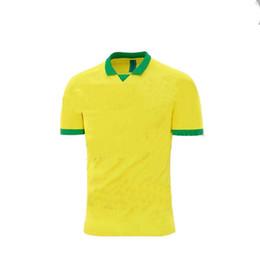 2019 Thaii quality Coutinho soccer jersey 19 20 Brazil home away Gesus  Firmino Casemiro D.Costa Marcelo Willian NEYMAR football shirt fe4a7155f