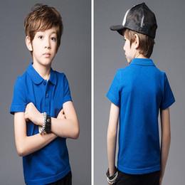 Kids Girls Tee Shirts Australia - Sale Boys Girls Kids Tee Brand Clothes T Shirt Children's T-Shirt Baby Boy's Short Sleeves T Shirts Children's Clothing Tops
