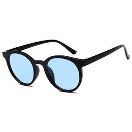 60b51a04639 Ladies Transparent Frame Sun Glasses Korean Style Sunglasses Eyewear Brand  Design Luxury Oval Lens Glasses Gafas De Sol Mujer
