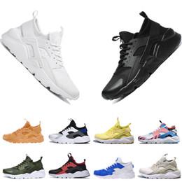 $enCountryForm.capitalKeyWord Australia - 2019 New huarache running shoes for men women VARSITY JACKET PURPLE PUNCH triple black white grey mens trainer breathable sports sneakers
