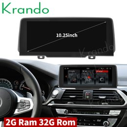 $enCountryForm.capitalKeyWord Australia - Krando Android 9.0 10.25'' car monitor navigation for BMW X3 X4 G01 G02 2018+ EVO car audio multimedia system player car dvd