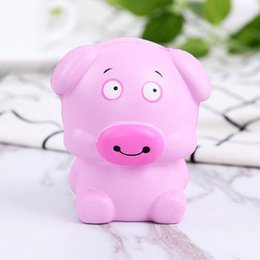 Giant Package Australia - Hot Cute Pink Piggy Squishy, with White Wing, Giant Animal Squishies Package, Slow Rising Stress Reliever Squeeze Toys