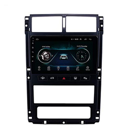 navigation camera NZ - 9 inch Android 9.0 Radio Car Video Head Unit for Peugeot 405 Bluetooth WIFI HD Touchscreen GPS Navigation support Carplay Rear camera