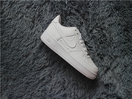 Nike Air Force 1 2019 AF Forças One Men Low High Preto Branco Forçado 1 Mulheres Dunk Skateboarding Running Shoes Clássico Fly Trainers Malha air desenhadores Sneakers on Sale