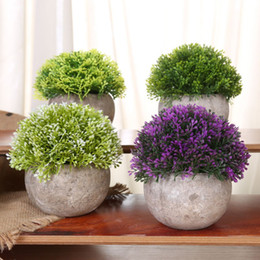 $enCountryForm.capitalKeyWord Australia - Artificial Flowers Tree Pot Fake Potted Simulation Bonsai Plant Home Table Decoration
