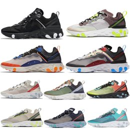 $enCountryForm.capitalKeyWord NZ - New 2019 React Element 87 Undercover Men Running Shoes Hyper Fusion Sail Light Bone Anthracite Womens Mens Fashion Trainers Ourdoor shoes