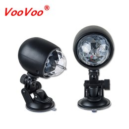 $enCountryForm.capitalKeyWord UK - VooVoo Car DJ Atmosphere Lights USB Mini RGB LED MP3 Disco Crystal Magic Ball Stage Strobe Flash Car Interior Decorative Lamp