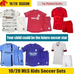 b05b19902 New Soccer NZ - 19 20 LAFC Kids Uniforms 2019 MLS La Galaxy Kids New York
