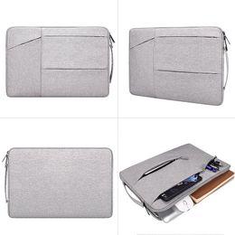 "china notebook new 2019 - NEW Laptop Sleeve Case Bag for Macbook Air11Pro New Retina 12 13 15 Cover Notebook Handbag 14"" 13.3""15.4"""