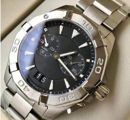 $enCountryForm.capitalKeyWord Australia - luxury men's watch AQUARACER series sapphire mirror SwissRonda quartz movement with alarm clock function size 41mm