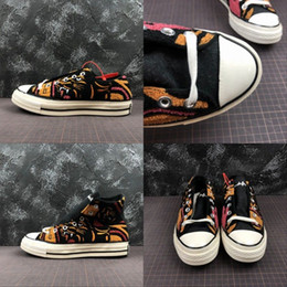 3391cda571ee UNDEFEATED x CHUCK 70s ox 70 HI Leopard tiger White All Casual Canvas Shoes  1970s Mens Trainers Sports Star Womens Designer Sneakers 36-44