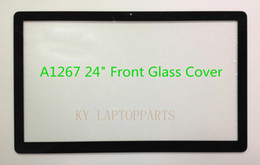 """$enCountryForm.capitalKeyWord Australia - LCD GLASS PANEL FRONT COVER BEZEL - LED Cinema Display 24"""" A1267 MB382LL A 922-8678 Early 2009 Year"""