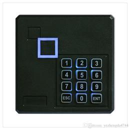 $enCountryForm.capitalKeyWord Australia - New Generic Weatherproof 125KHz Wiegand 26 26bit Access Control Keypad RFID Reader Color Black High Quality