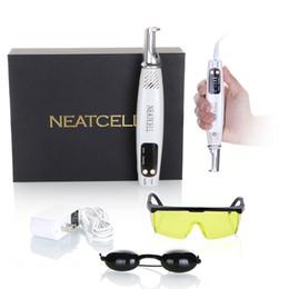 Laser rousseur détatouage peau Mole enlèvement tache sombre Tattoo Remover picoseconde stylo laser Traitement de l'acné Soins de la peau utilisation en Solde