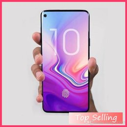 Discount vietnamese gps - HOT Goophone S10 Plus 4G Lte Octa Core 6.3 Inch S10+ Ram 1GB ROM 16GB Android 7.0 Camera 13.0MP Face & Iris ID unlocked