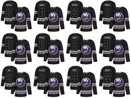 $enCountryForm.capitalKeyWord Australia - New York Islanders Mathew Barzal Anders Lee Johnny Boychuk Josh Bailey Ryan Pulock Cal Clutterbuck Fashion Team Logos Hockey Jerseys