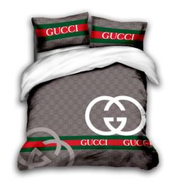 3D-Designer-Bettwäsche-Set King-Size-Luxus-Bettbezug Kissenbezug Queen-Size-C4 Bettbezug Designerbett Decken-Sets im Angebot