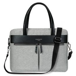 Laptop Air Australia - Fashion Women Handbag Laptop Bag 15 14 13 12 11.6 inch Notebook Shoulder Messenger Bag for Macbook Air Pro Computer sleeve case