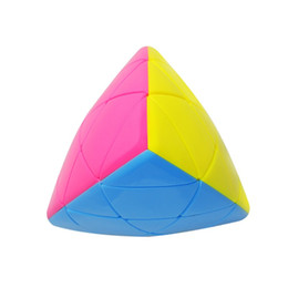 Gift Boat Australia - Yuxin Science and Education Zhishengling Kirin Zongzi Magic Cube Specialshaped 3rdorder Triangle Magic Cube Dragon Boat Festival Gift Factor