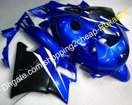$enCountryForm.capitalKeyWord Australia - Cowlings For Honda CBR600 F2 CBR600F2 CBR 600 1991 1992 1993 1994 91 92 93 94 ABS Black Blue Motorcycle Fairing Set