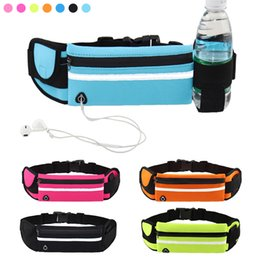 women red belts Australia - Waist bag print sport Men Women Fashion Waterproof Fanny Pack Phone Belt Casual Small chest Bag For Traveling Running fitness outdoor bag