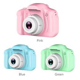 Опт Дети камеры дети мини цифровой фотоаппарат милый мультфильм Cam 13MP 8MP зеркальная камера игрушки для подарка на День рождения 2-дюймовый экран камеры сфотографироваться